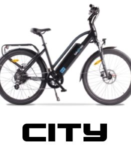 City and Trail Bikes